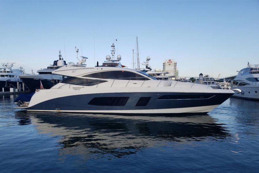 photo of 65' Sea Ray L650 Express 2016