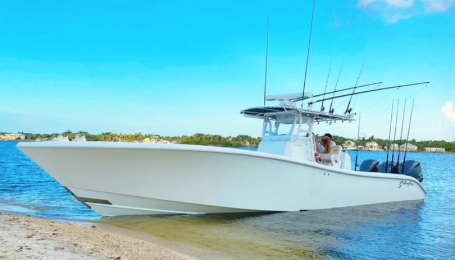 photo of 36' Yellowfin 36 Offshore 2012
