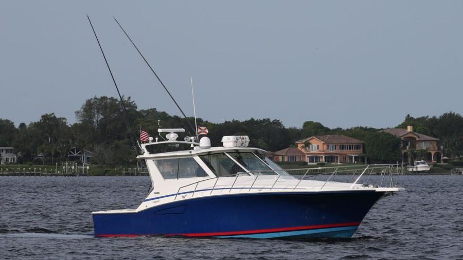 Cabo-45 Express 1997-Reel Life Panama City Beach-Florida-United States-1997 45 Cabo Express  Reel Life  Profile-1368030-featured
