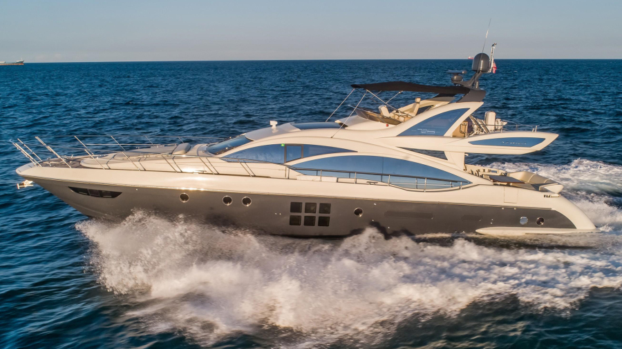 Photo of 72' Azimut Azimut 72S 2013