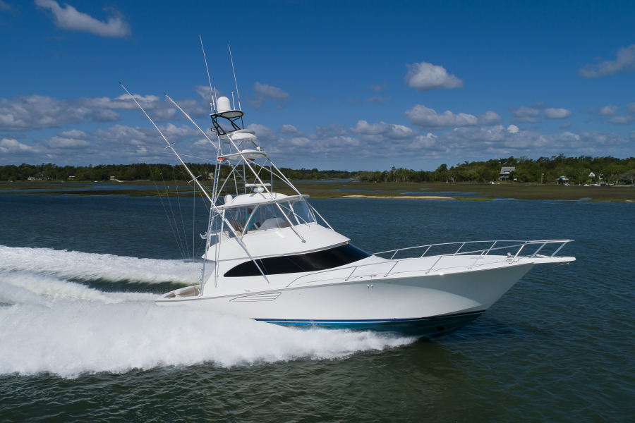 Viking-55 Convertible 2016-Our Trade Wrightsville Beach-North Carolina-United States-1381434-featured
