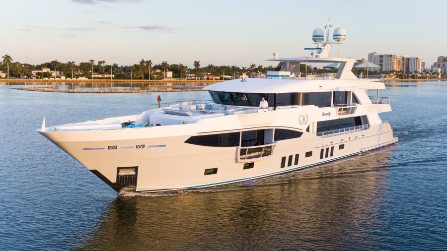 photo of 133' IAG Motor Yacht 2016