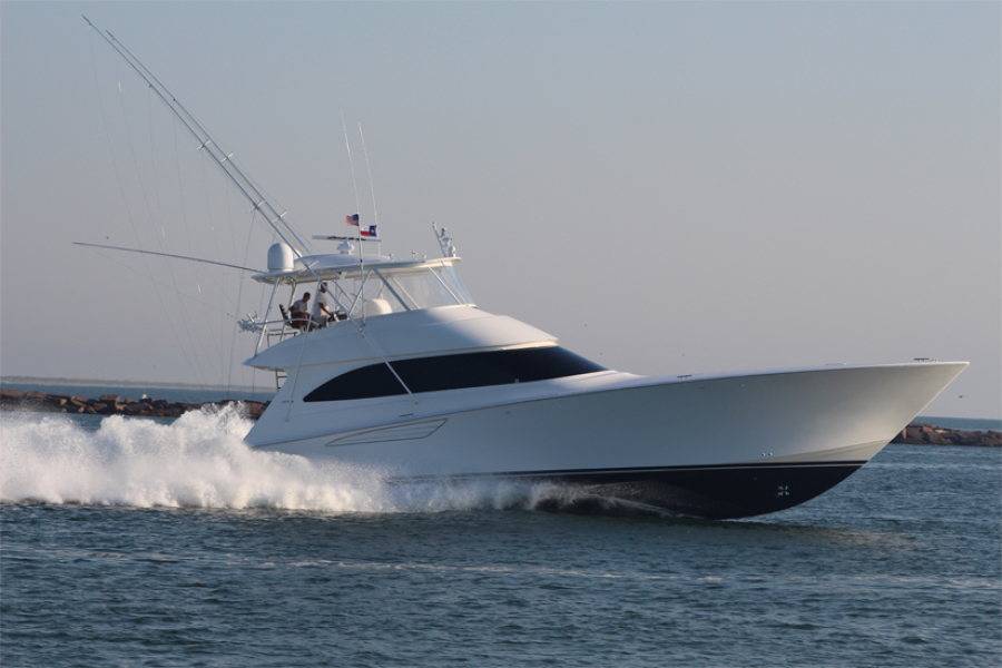 Photo of 70' Viking 70 Convertible 2014