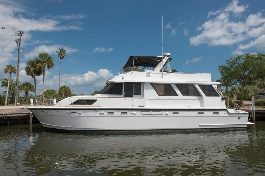 Photo of 60' Jefferson Marquessa 1999