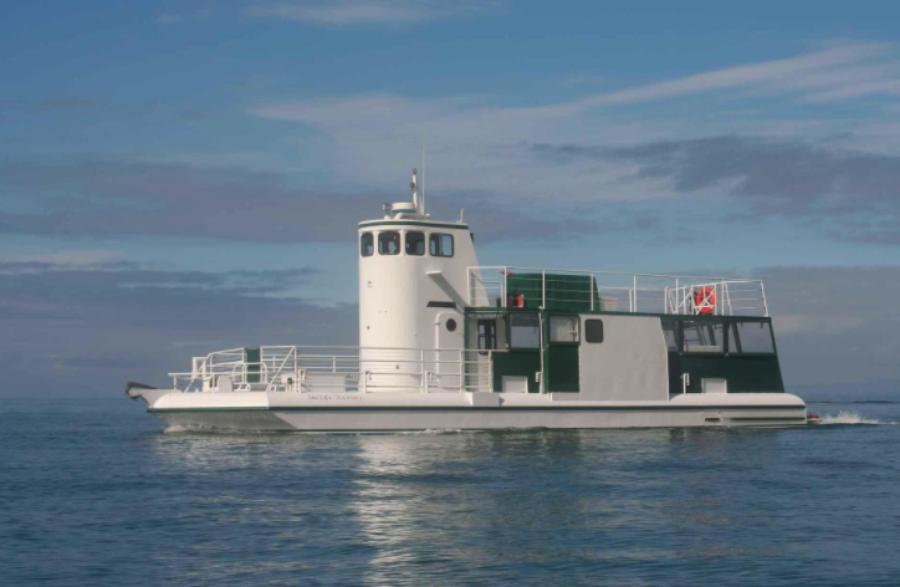 Commercial-semi-submersible Passenger Vessel 2000 -Wilimington-California-United States-1374894-featured