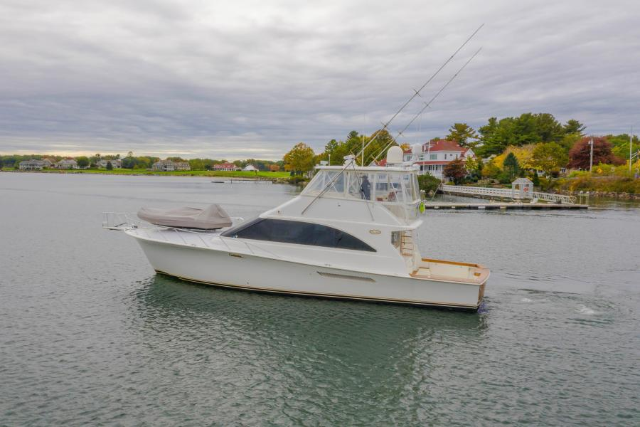 Ocean Yachts-Super Sport 2000-CRITERIA Portsmouth-New Hampshire-United States-1375394-featured