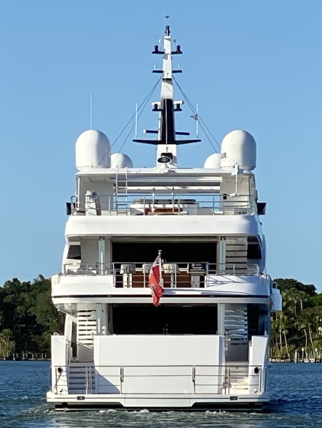 Aft View