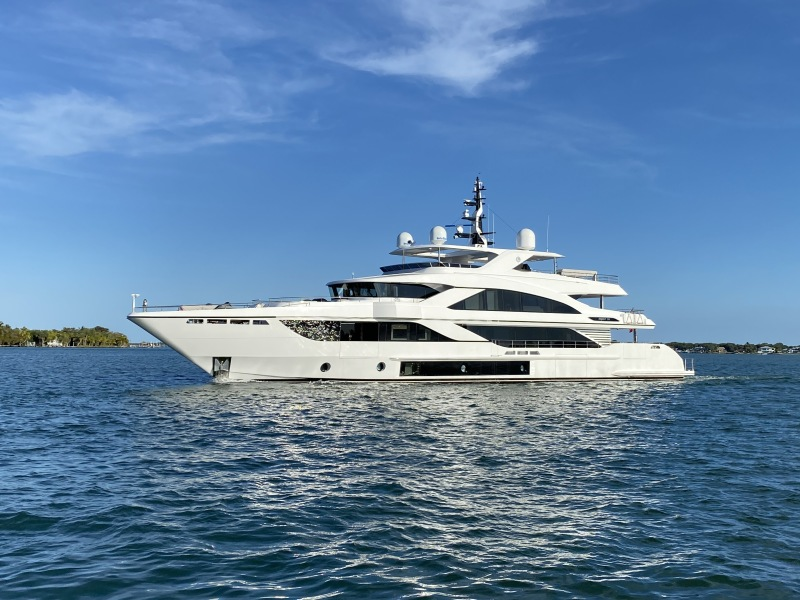 photo of 140' Majesty Yachts Motor Yacht 2020
