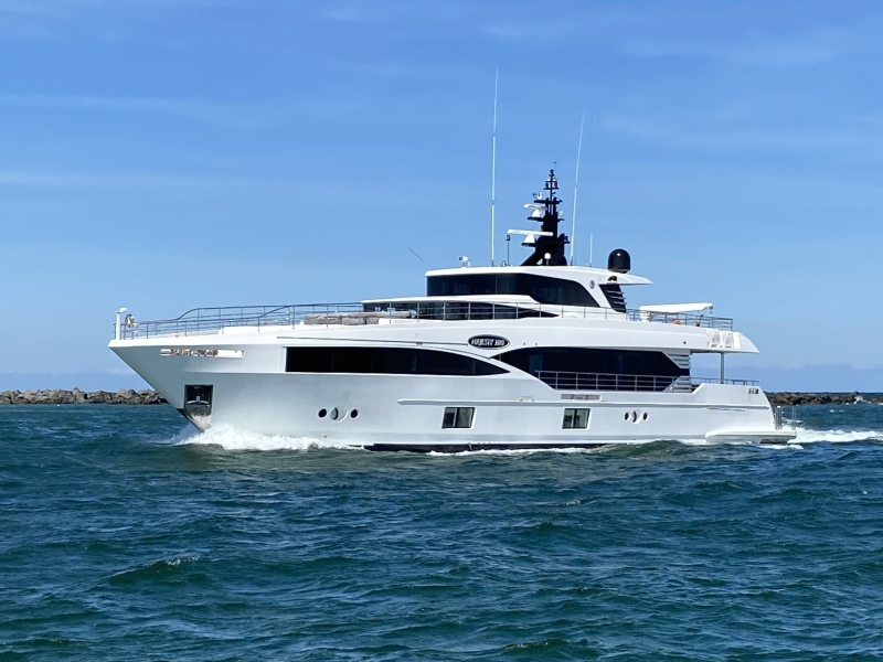 Majesty Yachts-Majesty 100 2019 -Florida-United States-Profile-1377104-featured
