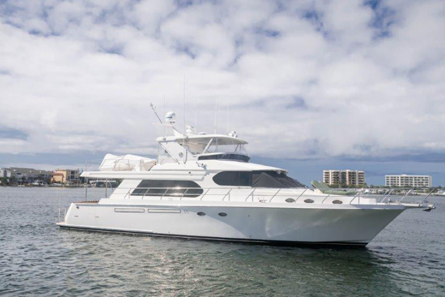 Ocean Alexander-64 Pilot House 2009-Olivia I Destin-Florida-United States-Olivia IYBA-1377273-featured