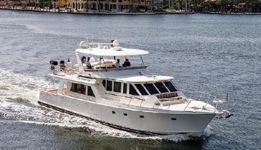 Offshore Yachts-Pilothouse 2007-Gettin Lost Fort Lauderdale-Florida-United States-1378712-featured