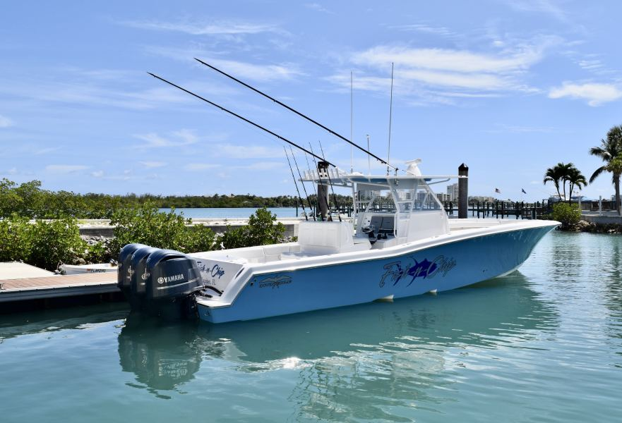 Photo of 42' Invincible Open Fisherman 2013
