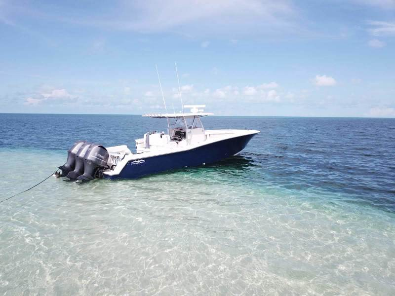 Photo of 42' Invincible Open Fisherman 2012