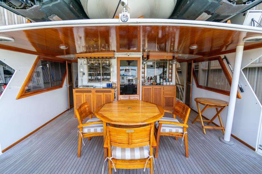 Jefferson 65 Motor Yacht 1989 Moon Palace