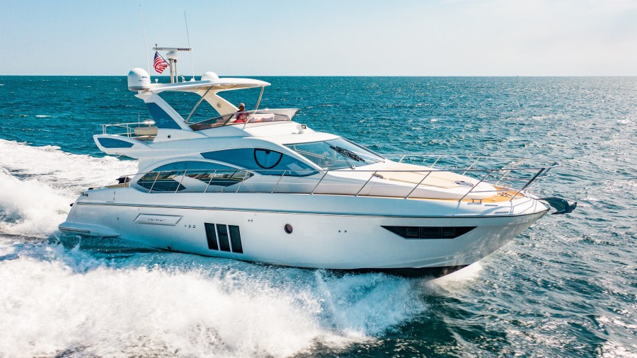 photo of 54' Azimut 54 Flybridge 2015