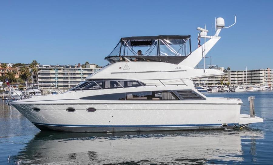 Carver-42 Super Sport 2007-As Above So Below Newport Beach-California-United States-1379596-featured