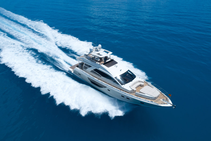 photo of 76' CL Yachts CLA76 2018