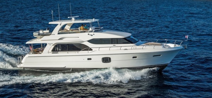 Photo of 65' Hampton 650 Pilothouse 2018