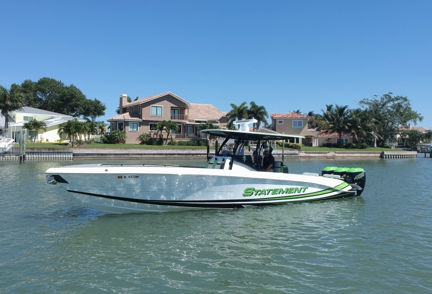 Statement-38 Center Console 2014-Into The Blue St Petersburg-Florida-United States-2014 Statement 38 Center Console  Into The Blue -1383133-featured