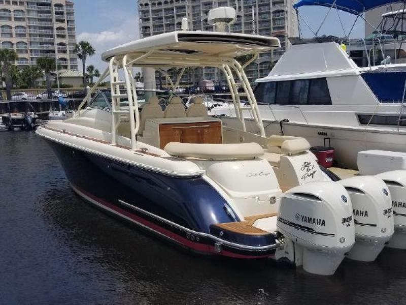 Chris-Craft-Launch Heritage Edition 2016-Living on a prayer Myrtle Beach-South Carolina-United States-1383958-featured