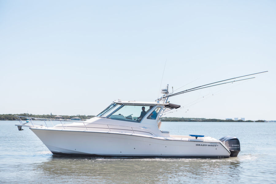Photo of 37' Grady-White 37 Express 2013