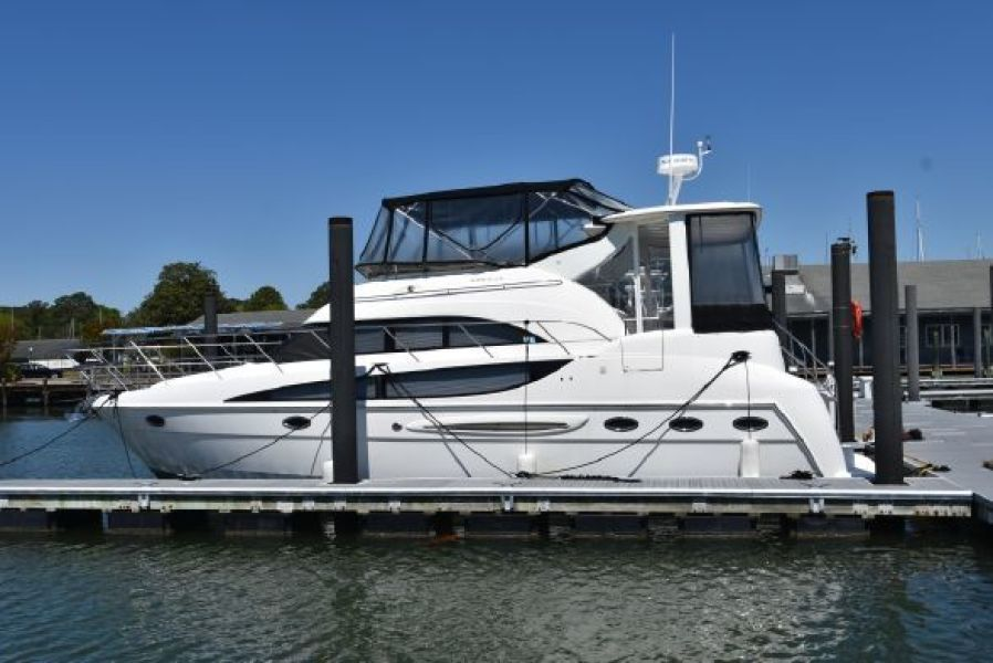 Meridian-40 Motoryacht 2007-Queen of Hearts Gloucester-Virginia-United States-1384738-featured