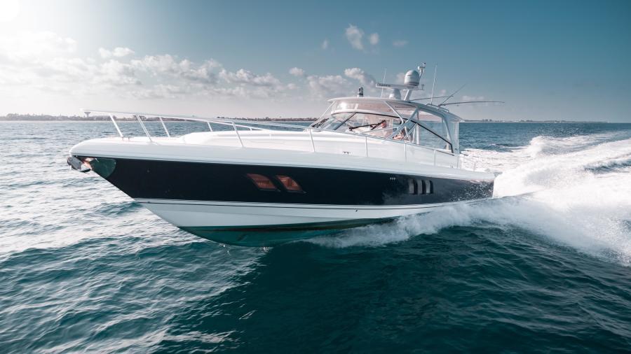 Intrepid-475 Sport Yacht REPOWERED 2010-Seek & Enjoy Delray Beach-Florida-United States-1385707-featured