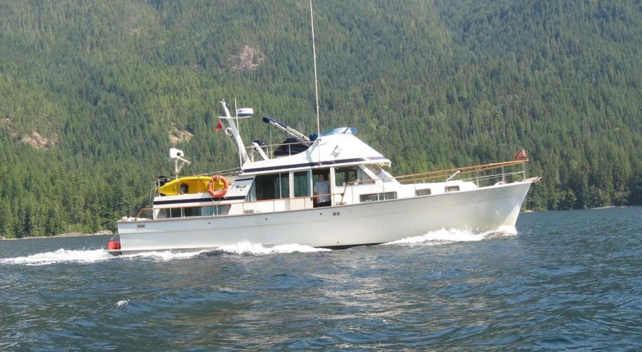 Photo of 48' Tollycraft Motor Yacht 1977