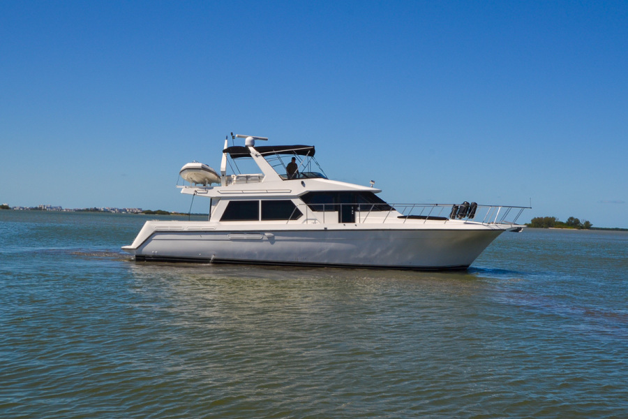 Navigator-5300 Pilothouse 1998-Mary Ann Dunedin-Florida-United States-1387740-featured