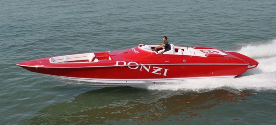 Photo of 35' Donzi ZRO Open 2011