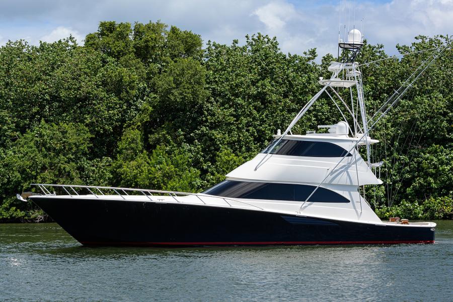 Viking-Enclosed Bridge 2015-SOMETHINGS FISHY North Palm Beach-Florida-United States-SOMETHINGS FISHY-1390655-featured