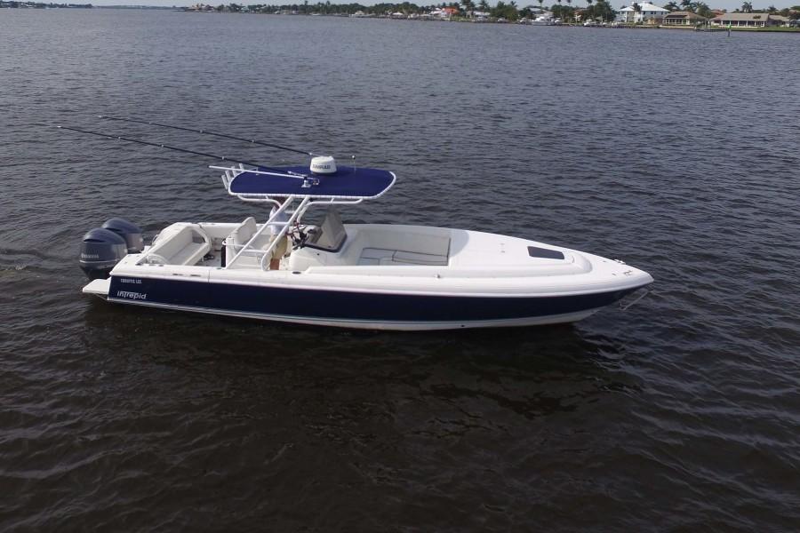 Intrepid-323 Cuddy Cabin 2004 -Stuart-Florida-United States-Main Profile-1391168-featured
