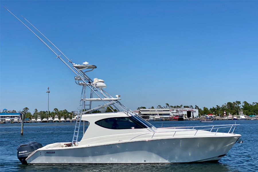 Photo of 41' Jupiter 41 Sport Bridge 2014