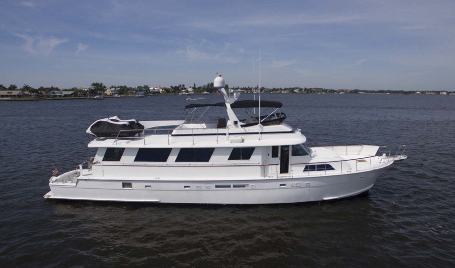 Photo of 78' Hatteras Motoryacht 1987
