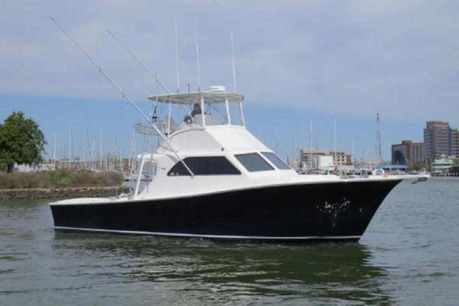 Judge-42XC Convertible 2005-Wicked Tuna Murrells Inlet-South Carolina-United States-1392774-featured