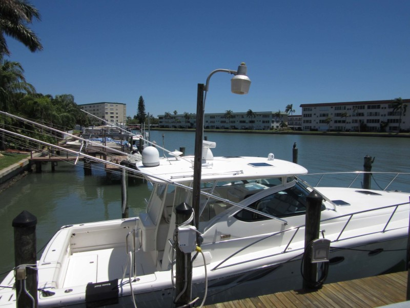 Tiara-3800 Open 2007-Fast Forward Gulfport-Florida-United States-Starboard Profile-1392994-featured