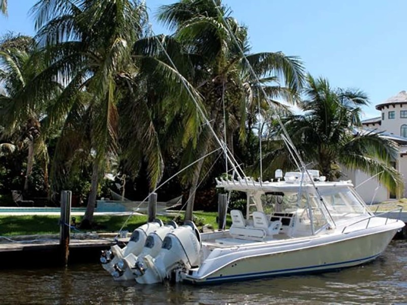 Everglades-350 LX 2010-Off The Charts Hobe Sound-Florida-United States-Main Profile-1393611-featured