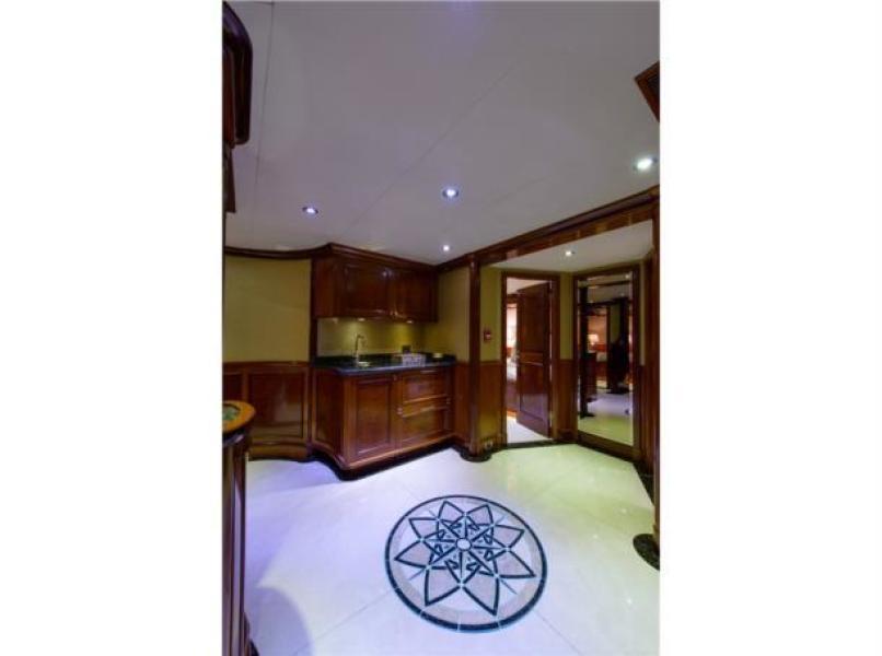 Lower Deck Guest Foyer