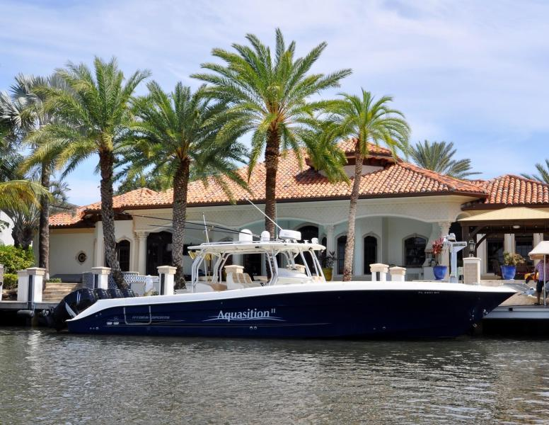 Hydra-Sports-4100 Vector 2009-AQUASITION Fort Lauderdale-Florida-United States-1395040-featured