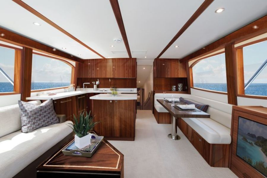 GT54 yacht for sale