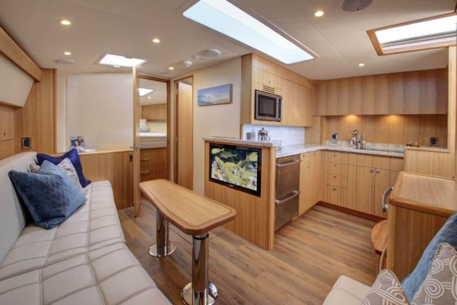 GT45X yacht for sale