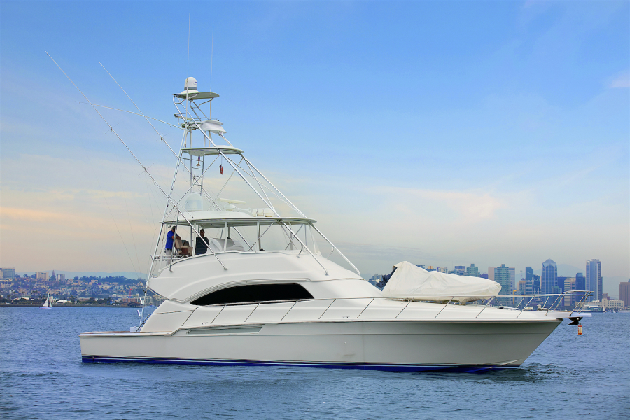 Bertram-57 Convertible 2008-El Cazador San Diego-California-United States-2008 Bertram 57 Convertible  El Cazador-1396933-featured