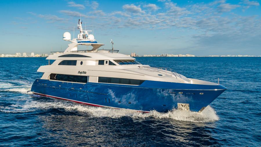 Horizon-Tri-Deck 2008-LADY LEILA Jupiter-Florida-United States-1397567-featured