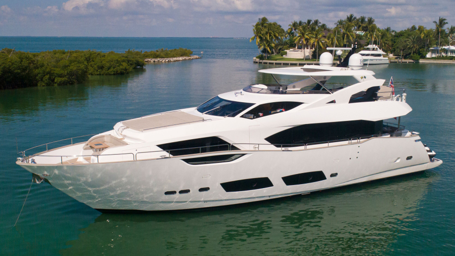 Photo of 95' Sunseeker 95 Yacht 2017