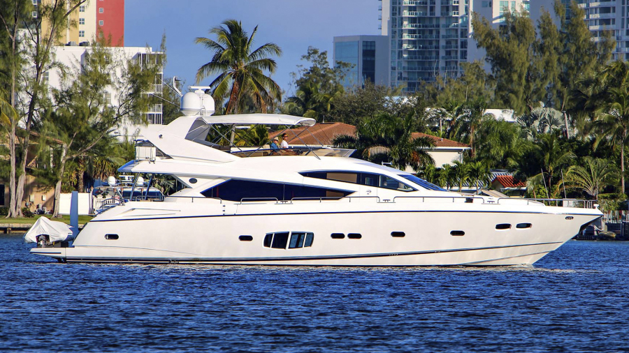 Picture Of: 80' Sunseeker 2011