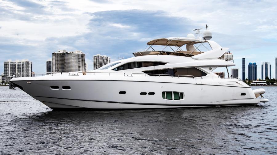 photo of 80' Sunseeker 80 Yacht 2011