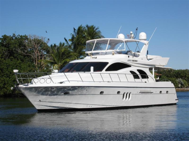 Picture Of: 67' Grand Harbour 2009
