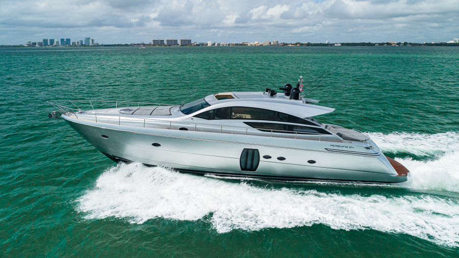 photo of 64' Pershing 64 Pershing 2014