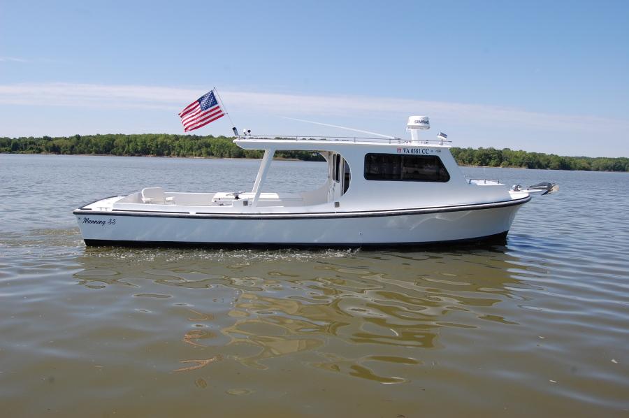 Photo of 33' Chesapeake 33' Manning Deadrise 2000