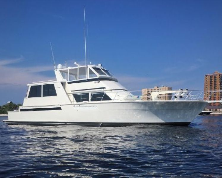 Viking Boats 1996-Guardian Pensacola-Florida-United States-1404117-featured
